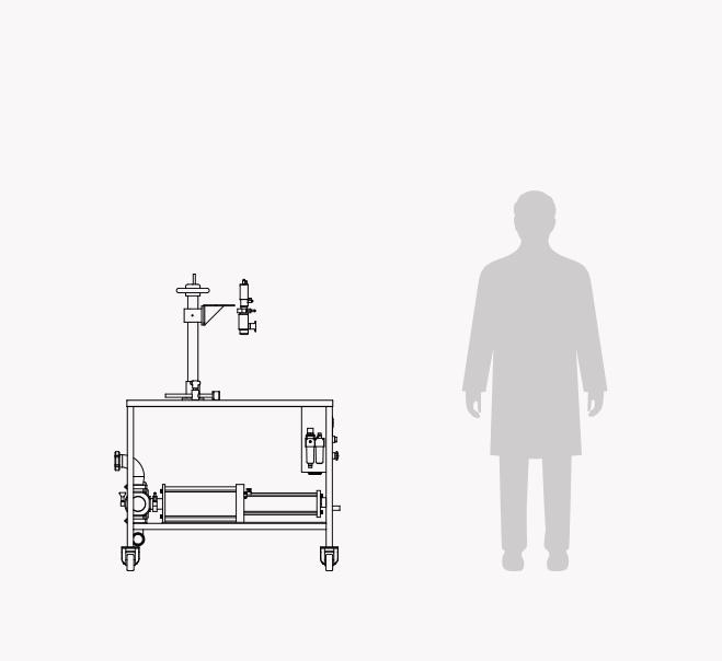 Proporzioni riempitrici semiautomatiche Telm srl