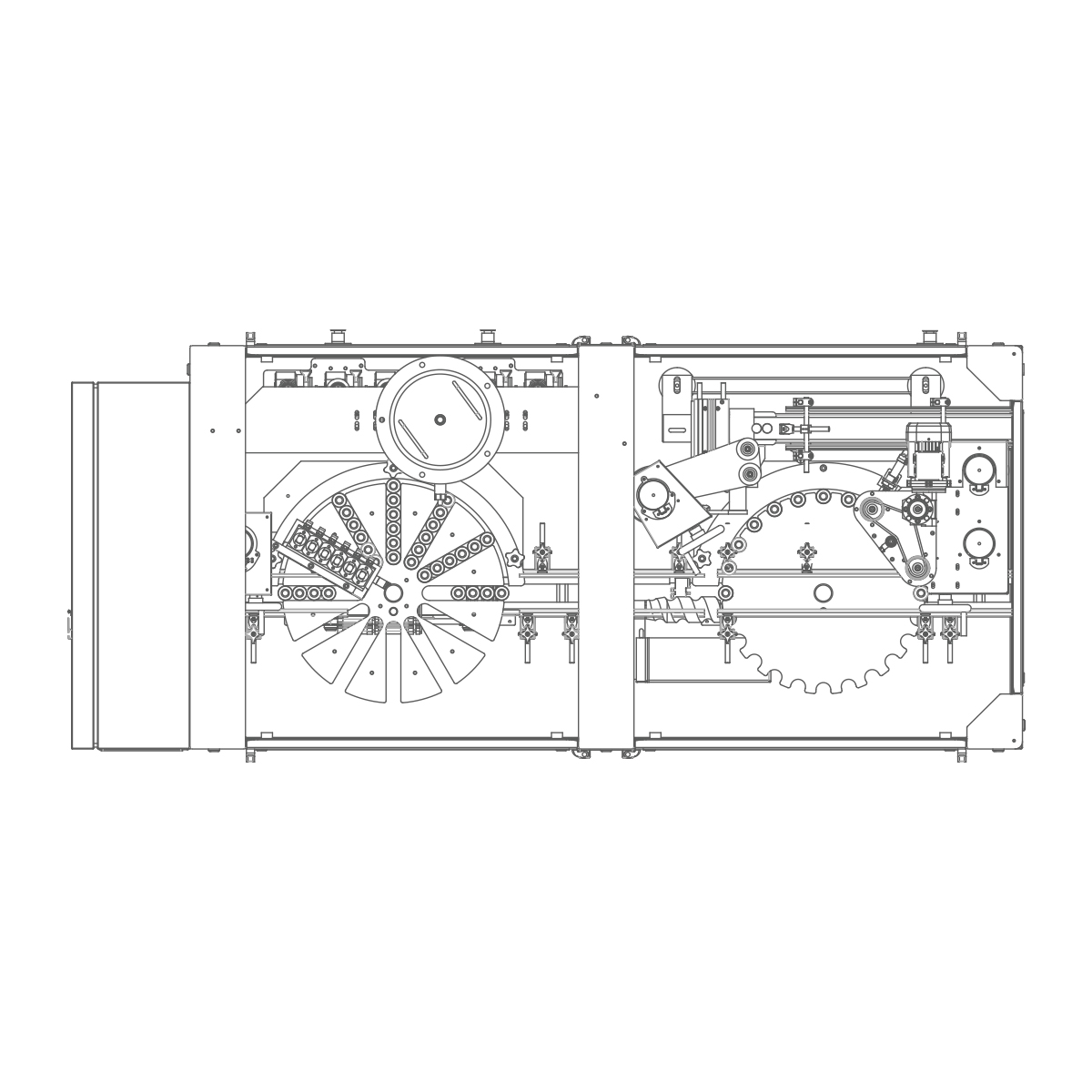 macchina automatica rotativa Telm srl