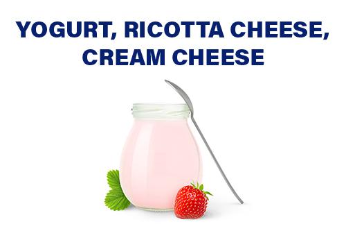 Macchine riempitrici e tappatrici per yogurt Telm